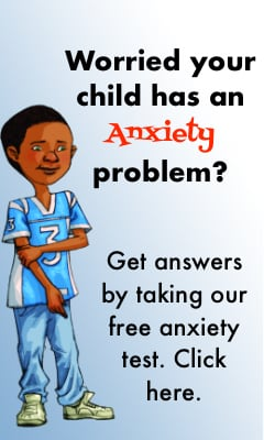 Free Child Anxiety Test