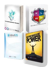 Masculine Intelligence Comprehensive eBook Bundle