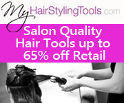 Save up to 65% on Salon Quality Hair Styling Tools at MyHairStylingTools.com