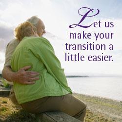 Let us Make Your Transition Easier