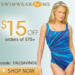 Delta Burke Swimwear