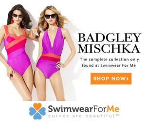 Badgley Mischka at SwimwearforMe