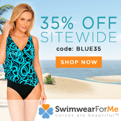 AFFILIATE EXCLUSIVE OFFER: Shop SwimwearForMe and Take 35% Off with code BLUE35!