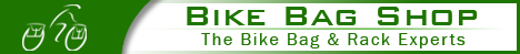 Bike Bag Shop - The experts in Bicycle Panniers, Racks and Bags