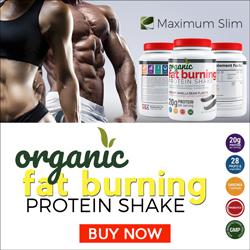 Organic Fat Burning Protein Shake