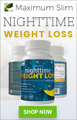 Maximum Slim NIGHTTIME WEIGHT LOSS