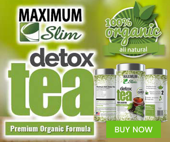 Maximum Slim Detox Tea