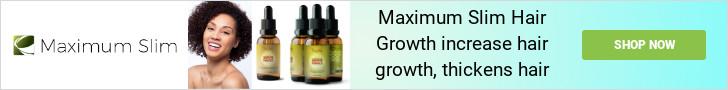 Maximum Slim hair growth increase hair growth