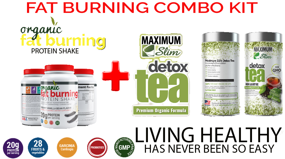 Fat Burning Combo Kit
