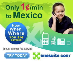 Call Mexico at 5¢/min