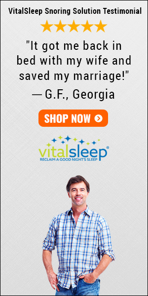 vitalsleep mouthpiece for snoring