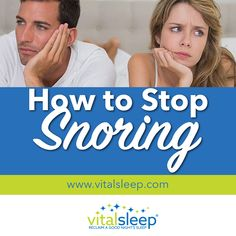 snoring sounds
