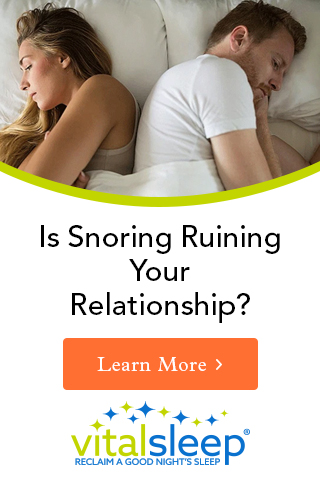 Is snoring ruining your relationship?
