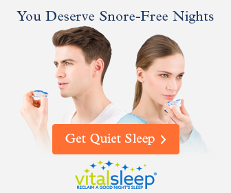 Banners For Snore Free Nights