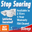 Best Products to stop snoring