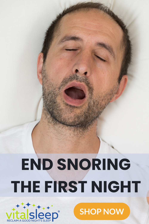 Snoring solution by VitalSleep