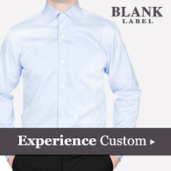 Blank Label custom shirts
