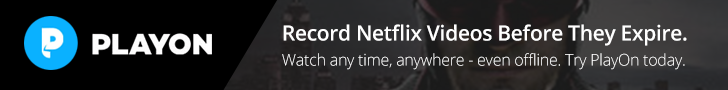 Record Netflix Videos Before They Expire.
