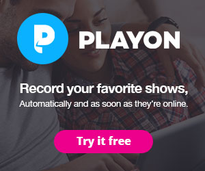 Record Automatically, Watch Without Ads - Try the All New, Free PlayOn