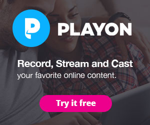 Record Streaming Video and Skip Ads with PlayOn. 30 Day Money Back Guarantee.