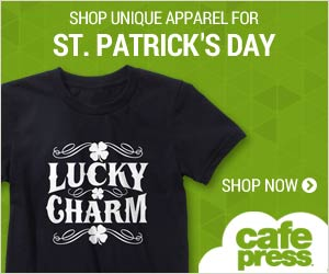 Funny Tees for St. Patty's Day
