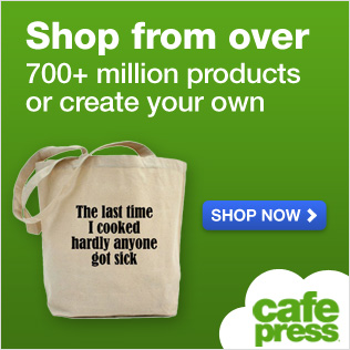 Perhaps You Have Heard Of CafePress They Literally Over 700 Million Products If Cant Find What Are Looking For Can Even Create Your Own