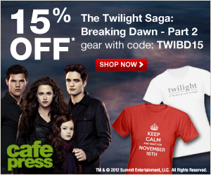 Save 15% of Breaking Dawn 2 gear