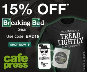 Buy Breaking Bad Gear at CafePress