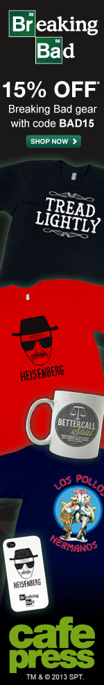 Buy Breaking Bad Gear at CafePress