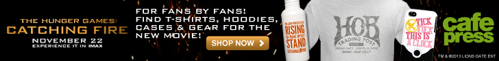 Find one-of-a-kind The Hunger Games: Catching Fire t-shirts, merchandise, posters, gear, mugs and more at CafePress