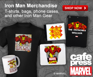 Iron Man Classic Gifts