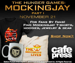 The Hunger Games Mockingjay Part 1 Fan Gifts