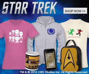 Find Star Trek gifts for baby, home and more!