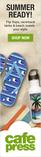 Summer Ready Essentials - Beach towels, flip flops and tank tops!
