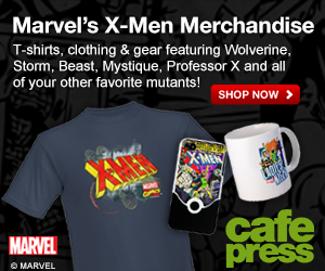 Find one-of-a-kind X-Men T-shirts, hoodies, cases & gear with all of your favorite mutants!