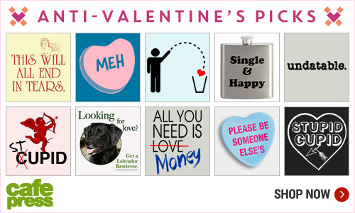 Picks for Anti-Valentine's Day 2015