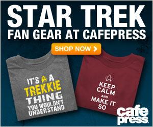 Shop Star Trek Merchandise at CafePress