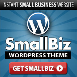 SmallBiz WordPress Theme