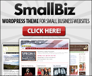 Small Business WordPress theme