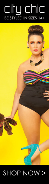 Spring Break in sizes 14+