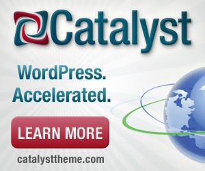 Catalyst Theme - WordPress Accelerated