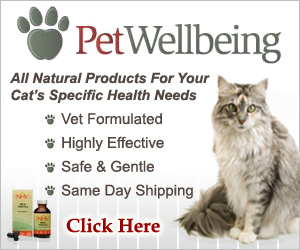 The trusted source for your cat's natural health care.