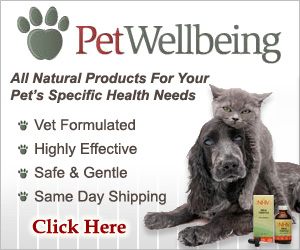 The trusted source for your family pet's natural health care.