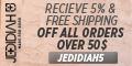 Jedidiah.com coupons