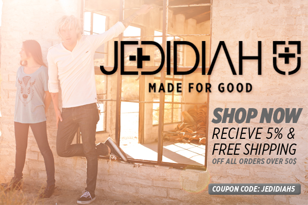 5% Discount at Jedidiah Online Store