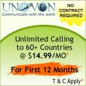 Unovon VoIP Phone Services
