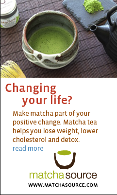 Change Your Life with matcha tea