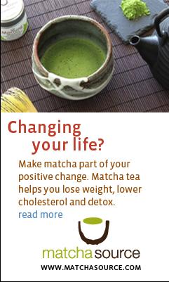 Change Your Life with matcha tea