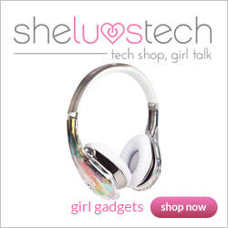 Shop Girl Gadgets at SheLuvsTech