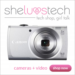 Shop Cameras & Video At SheLuvsTech